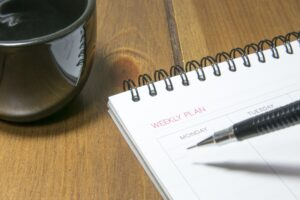 JA Creative Group Content Calendar Template