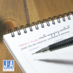 How to Create Engaging Content using the J&A Creative Group Calendar and Method